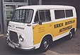 Ford Transit Bus Modell 1953